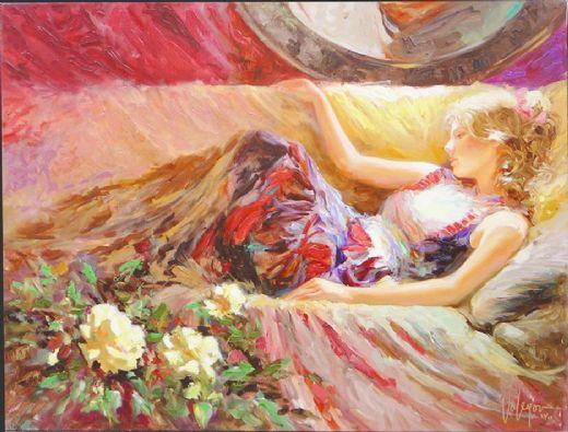 vladimir-volegov-yellow-roses-85321